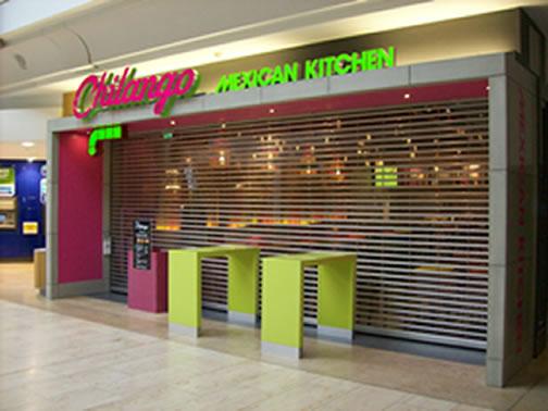 Chilango mexican kitchen shop front