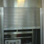 Stainless Steel High security roller shutter