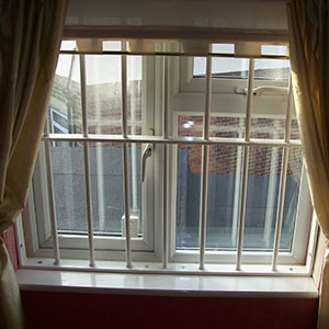 Burglar Bars And Doors Drathmore Shutters And Blinds