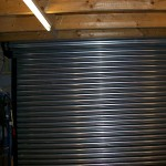 Steel Garage door roller shutter