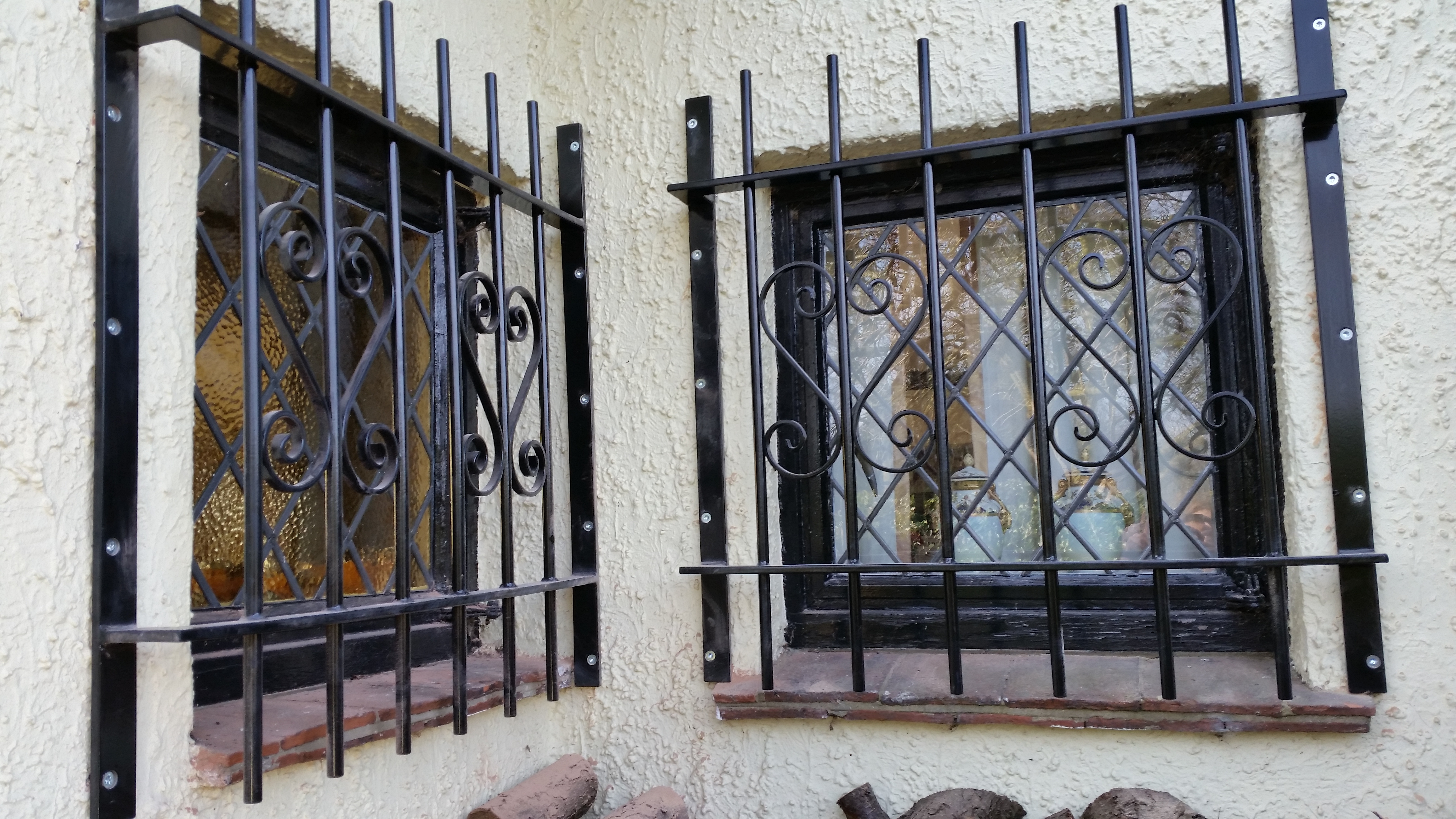 Burglar Bars And Doors Drathmore Shutters And Blinds