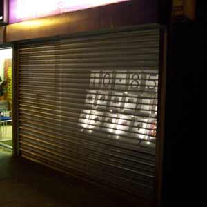 Nightview Steel shutter